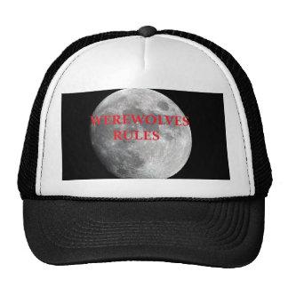 WereWOLVES Trucker Hat
