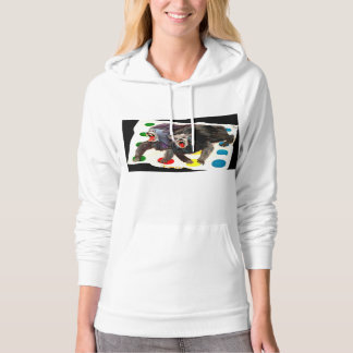 Werewolves with a Twist Hoodie