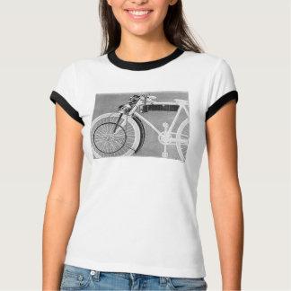 Werner Motorcycle, 1898 Tee Shirt
