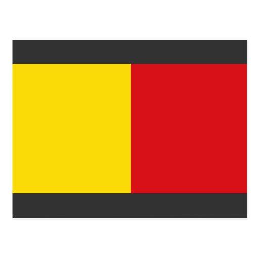 Wervik, Bélgica Postal