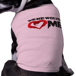 Werwolves love me T-Shirt