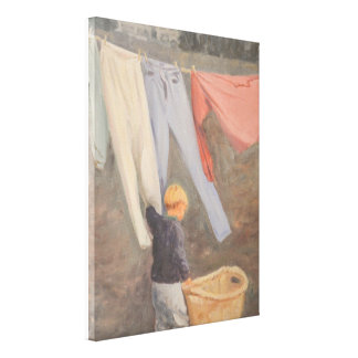 Wes Heeter Canvas Print