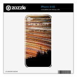 Wes Scott - In The Pines iPhone skin iPhone 4S Skins