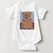 Wes T Bear Baby Shirt