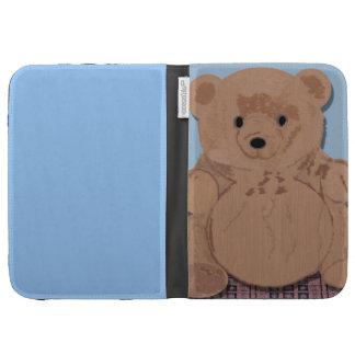 Wes T. Bear Caseable Case Kindle Case