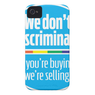 wesell_blue iPhone 4 Case-Mate case
