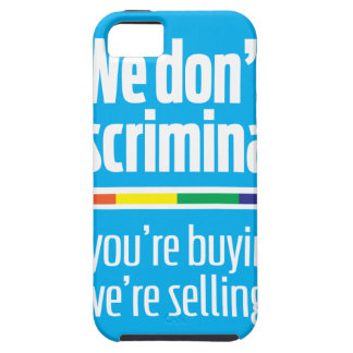 wesell_blue iPhone SE/5/5s case