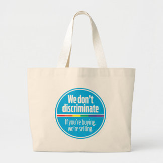 wesell_blue large tote bag