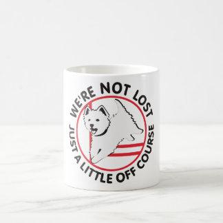 Wesite Agility Off Course Coffee Mug