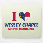 Wesley Chapel, North Carolina Mousepads