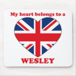 Wesley Mouse Mats