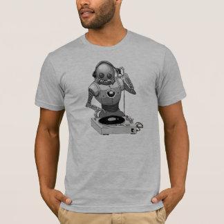 Wesley The Robot DJ Shirt