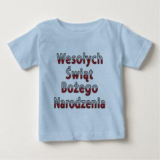 Wesolych Swiat Bozego Narodzenia Tee Shirts