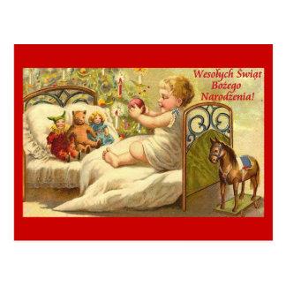 Wesolych Swiat Bozego Narodzenia Szczesliwego…. Tarjetas Postales