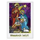 ¡Wesołych Świąt! Felicitacion