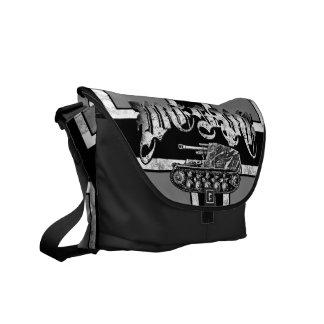 Wespe Messenger Bag