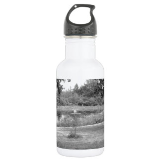 Wessel Pines Disc Golf Course Stainless Steel Water Bottle