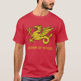 Wessex Flag Personalized T-Shirt