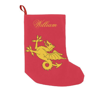 Wessex Personalized Small Christmas Stocking