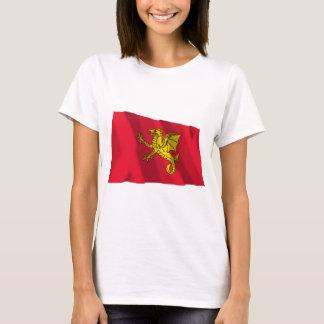 Wessex Waving Flag T-Shirt