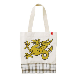 Wessex Zazzle HEART Tote Bag