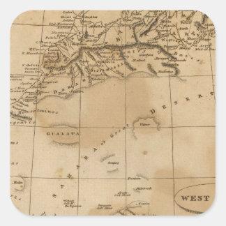 West Africa Sticker