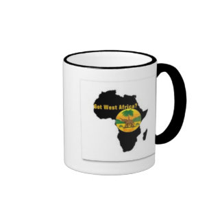 West Africa   T-Shirt & etc Coffee Mugs