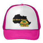 West Africa   T-Shirt & etc Hats