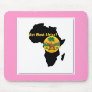 West Africa   T-Shirt & etc Mouse Pad