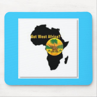 West Africa   T-Shirt & etc Mouse Pads