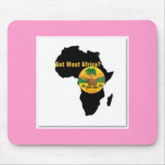 West Africa   T-Shirt & etc Mousepad