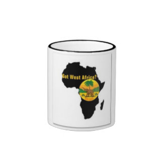 West Africa   T-Shirt & etc Mug