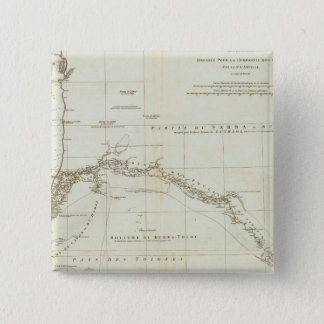 West Africa with Geographical Notes Button
