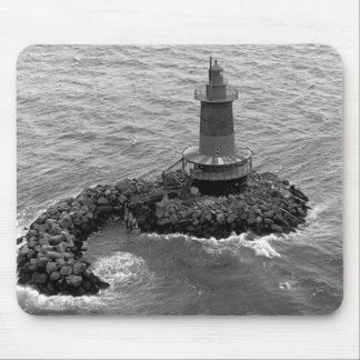 West Bank Lighthouse Mouse Pad