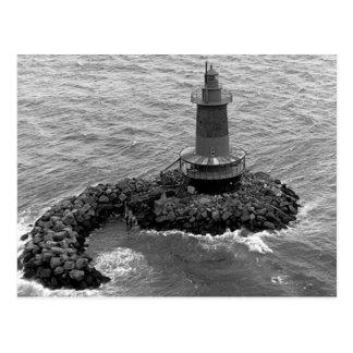 West Bank Lighthouse Postcard