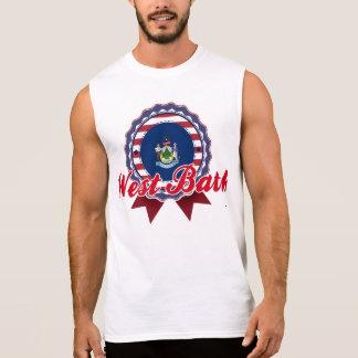 West Bath, ME Sleeveless T-shirt