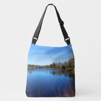 West Bay Pond Spring 2016 Crossbody Bag