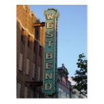 West Bend Postcard