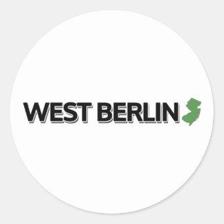 West Berlin, New Jersey Stickers