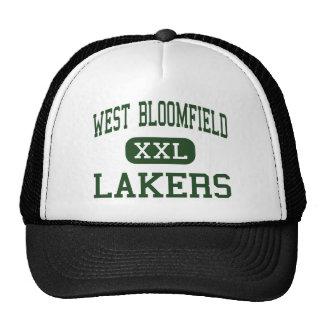West Bloomfield - Lakers - High - West Bloomfield Trucker Hats