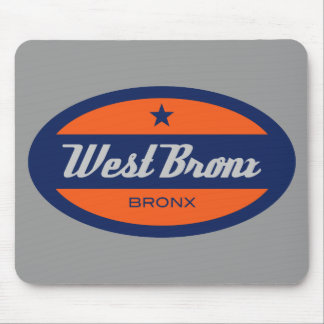 West Bronx Mouse Pad