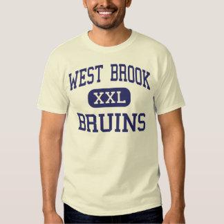 West Brook - Bruins - High School - Beaumont Texas Tshirt