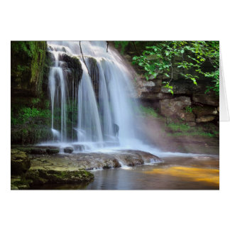 West Burton Falls The Yorkshire Dales Cards