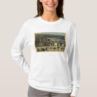 West Cabrillo Blvd & Municipal Swimming Pool T-Shirt