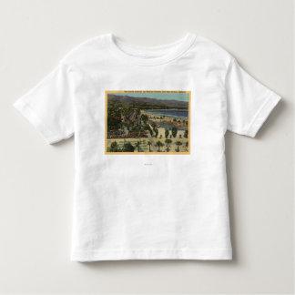 West Cabrillo Blvd & Municipal Swimming Pool Toddler T-shirt