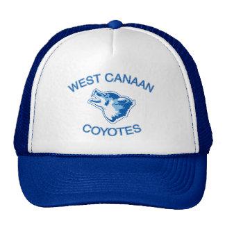 West Canaan Coyotes Mesh Hats