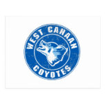 West Canaan Coyotes Post Cards