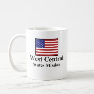 West Central States Mission Mug