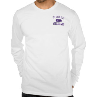 West Central Valley - Wildcats - High - Stuart T Shirts
