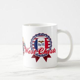 West Chester, IA Classic White Coffee Mug
